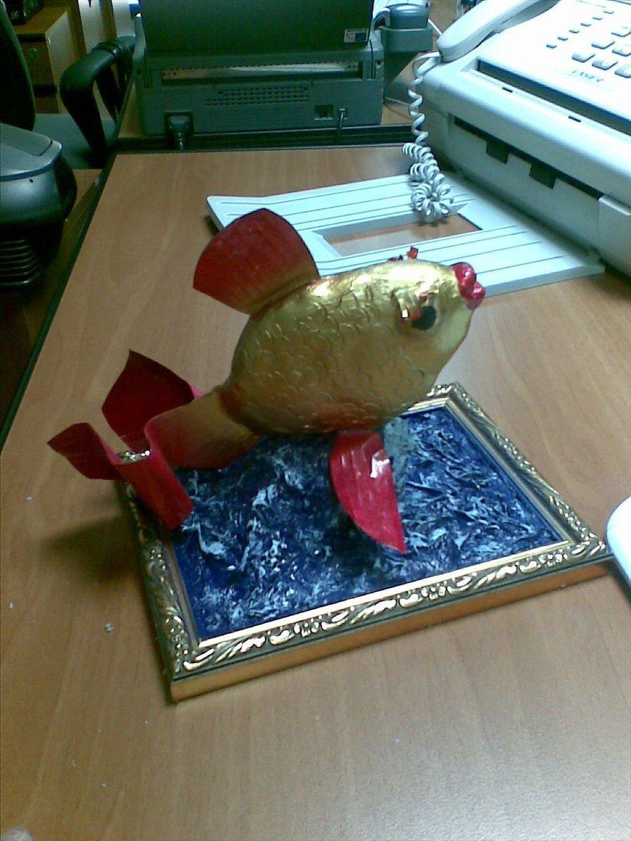 Золотая рыбка_2
