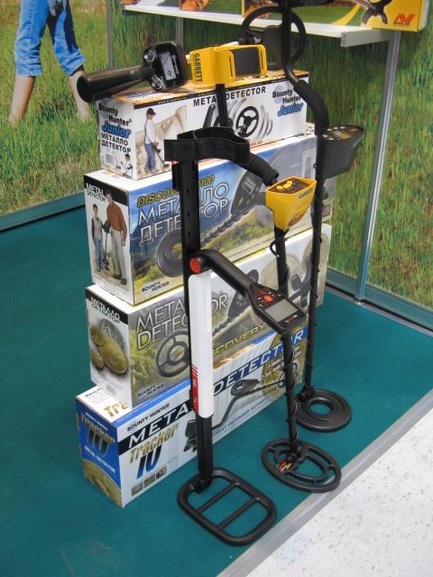 Металлоискатели для детских соревнований