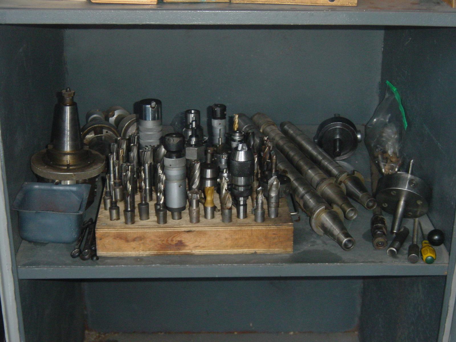 Оснастка 2А430 и 6Т80Ш.