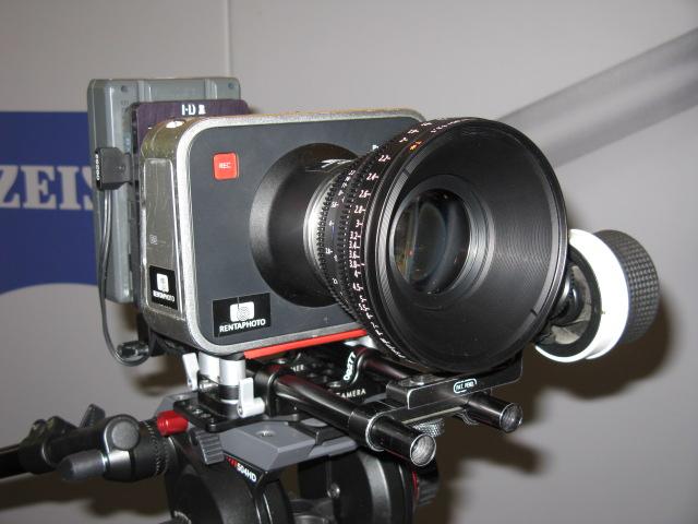 Оптика скорее для видео