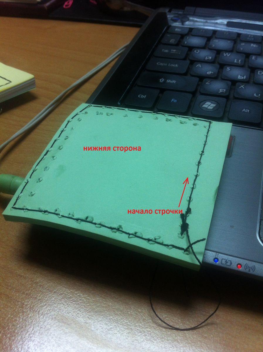 пачка бумаги толщиной 5 мм