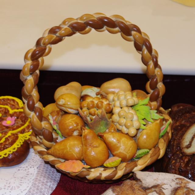 Хлебный натюрморт