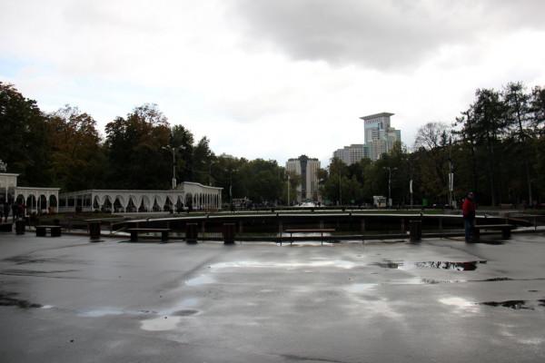 ВЦ в Сокольниках