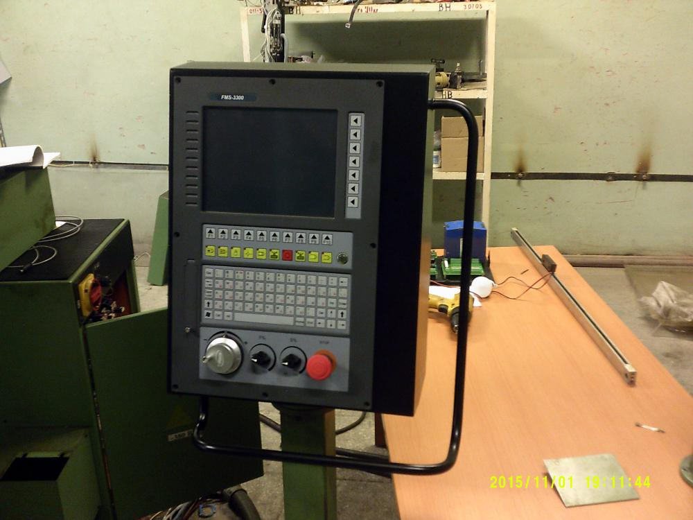 Покрашенный ящик ЧПУ FMS3300