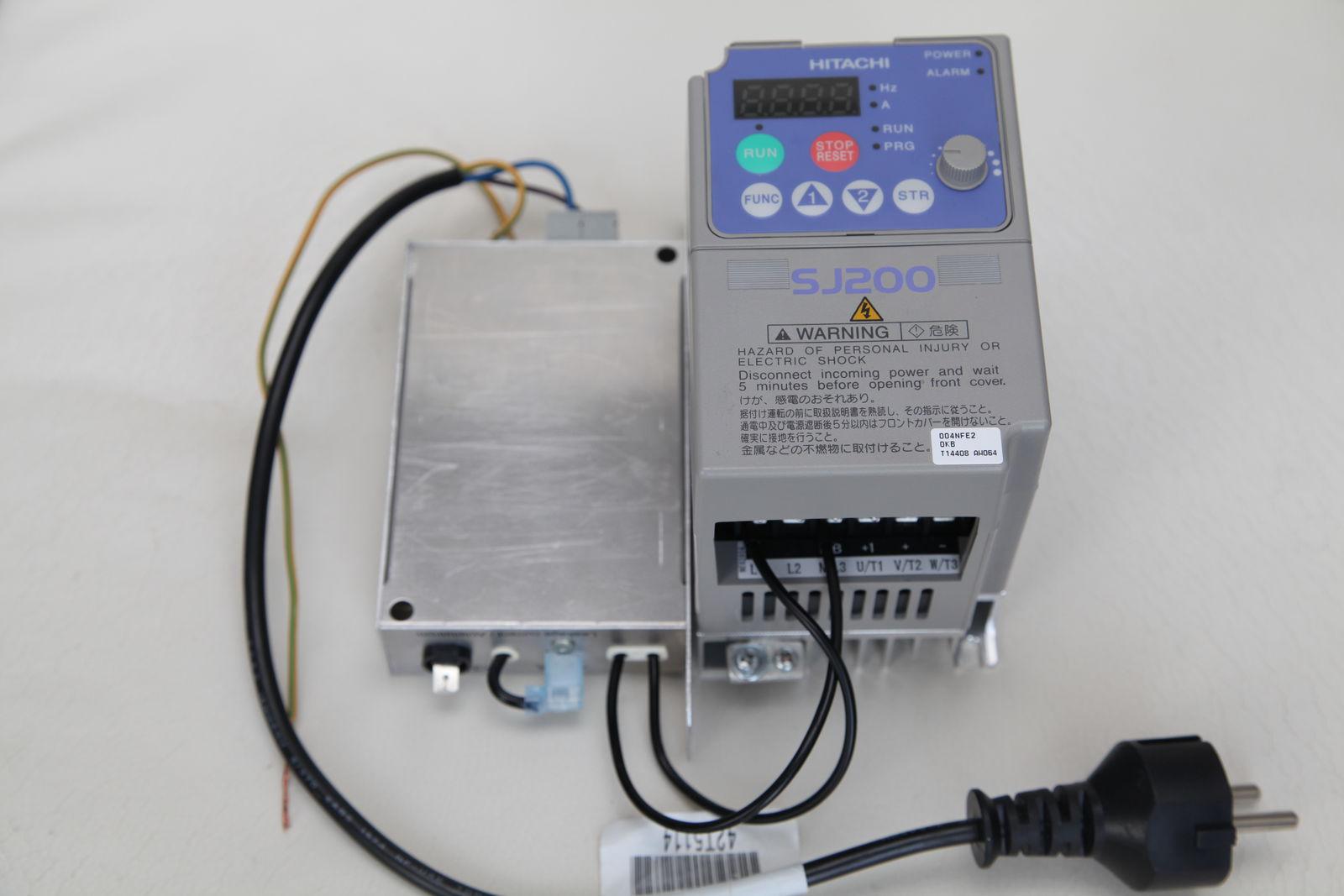 Hitachi SJ200 + фильтр ВЧ
