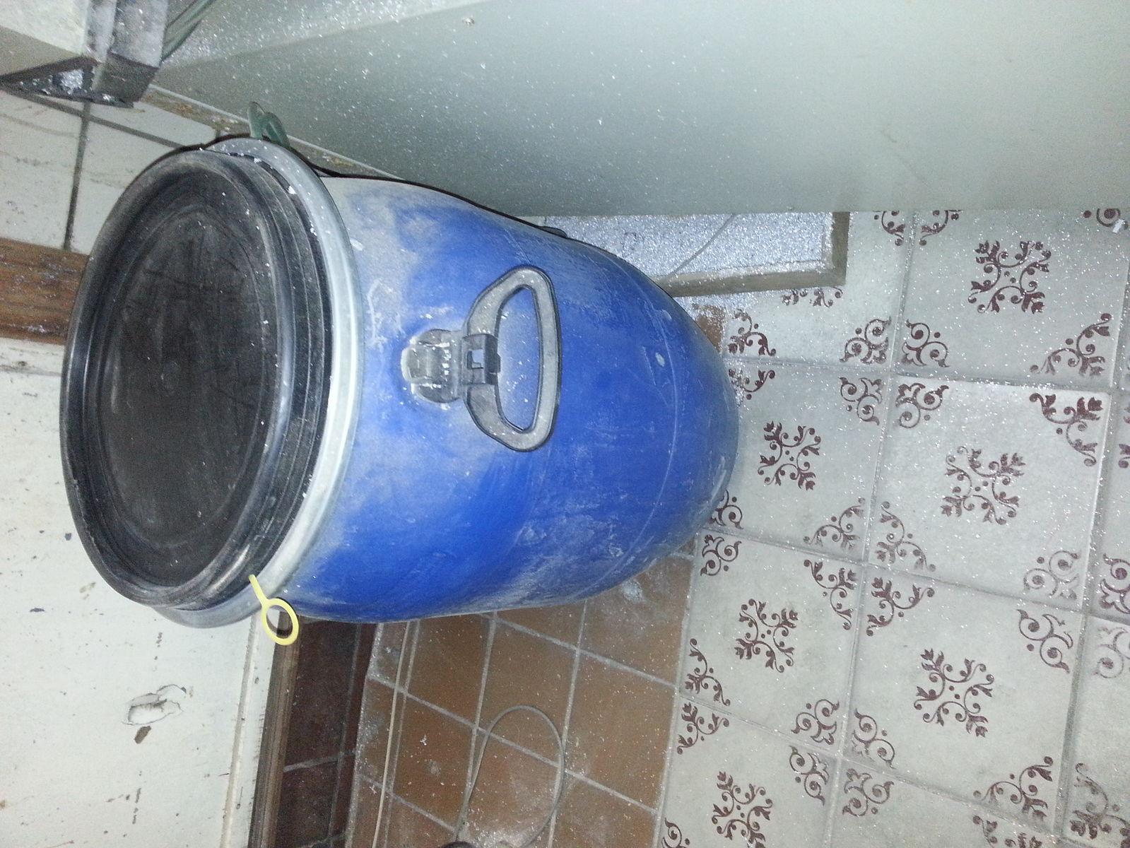 ёмкость для охлаждения шпинделя