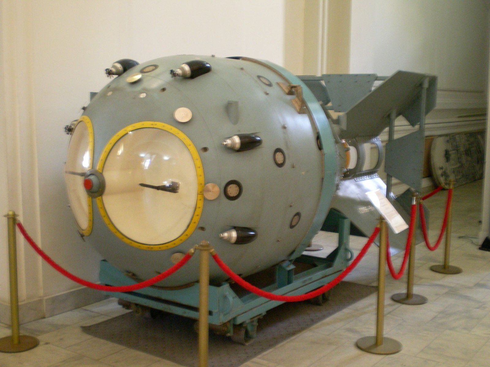 РДС-1 (макет). СССР