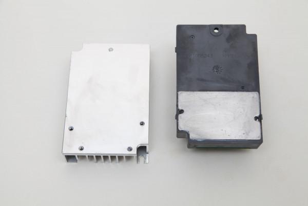 Тепловая площадка и радиатор
