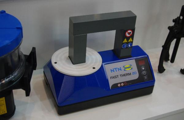 Индукционный нагреватель для подшипников при их монтаже. Предназначен для определенных исполнений подшипников.