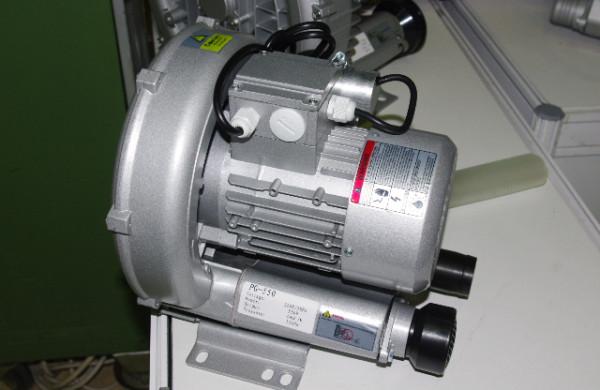 Вихревой китайский вентилятор