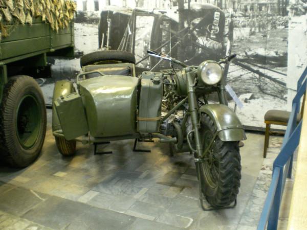 ТМЗ-53 СССР