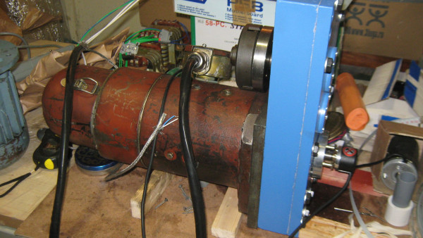 6Б75В привод подач механика
