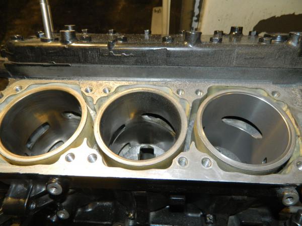 Мерк 2т V6, изготовил гильзу