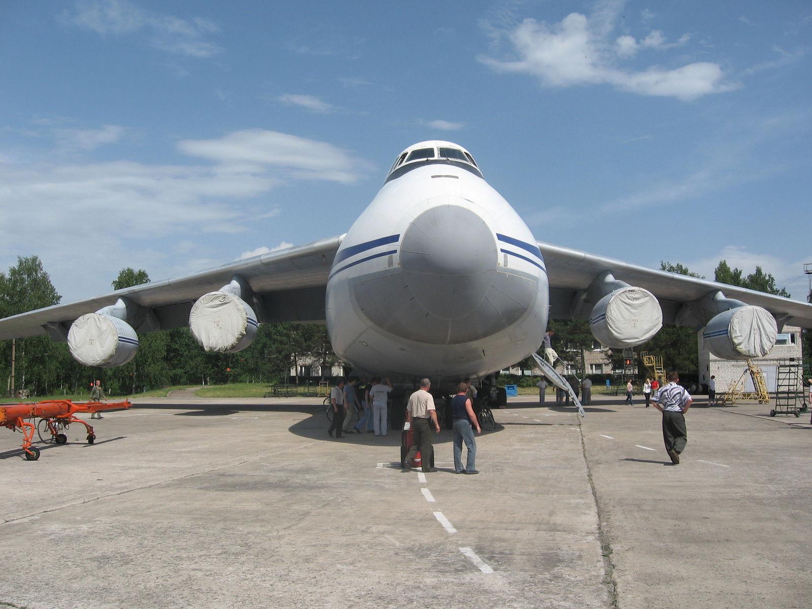 АН - 124 Руслан