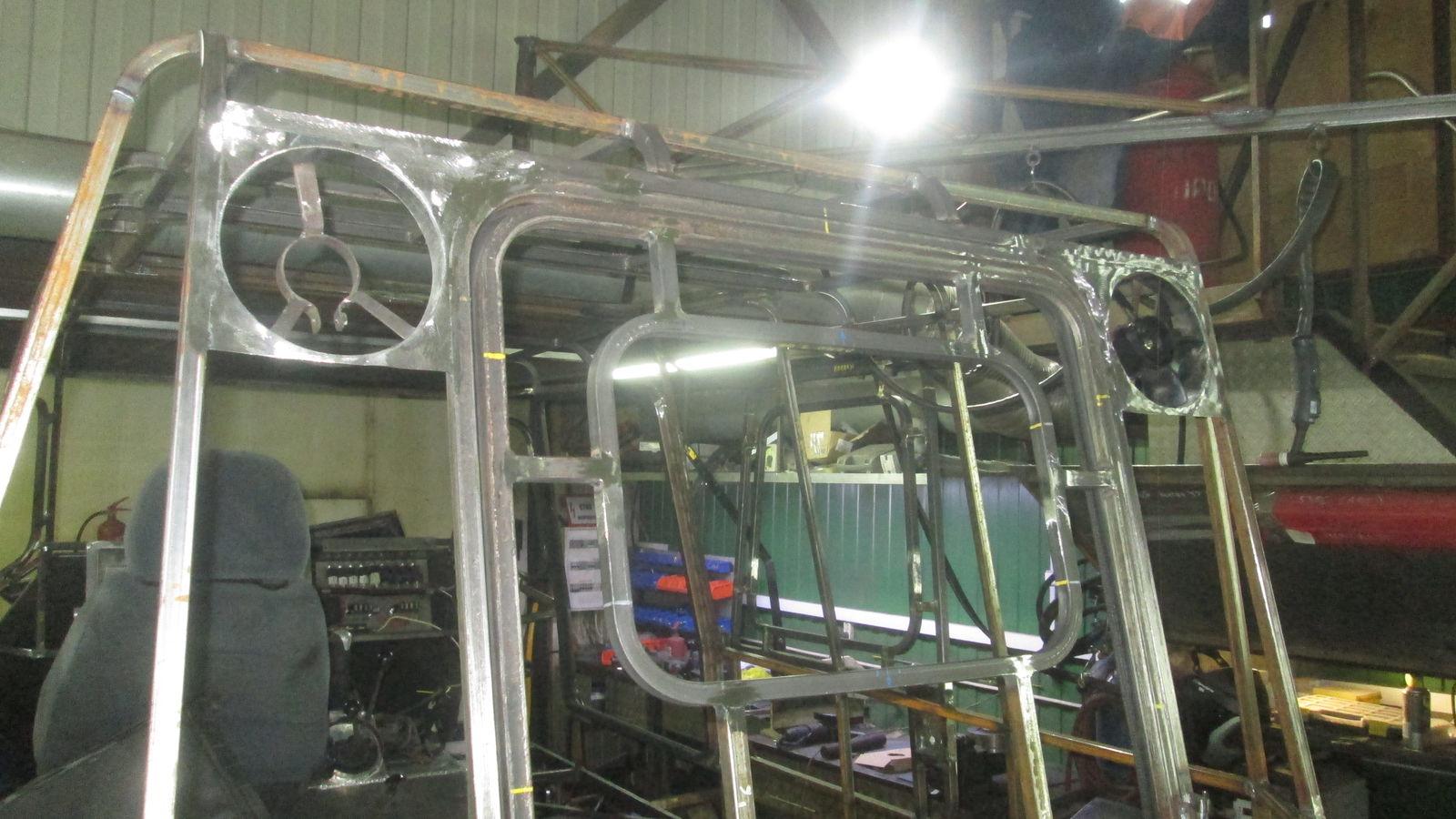 вытяжные вентиляторы вентиляции моторного отсека