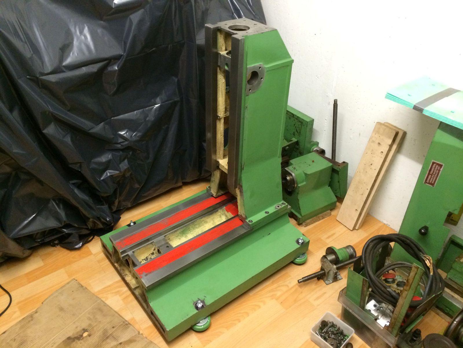 Фрезерный Станок МС-51