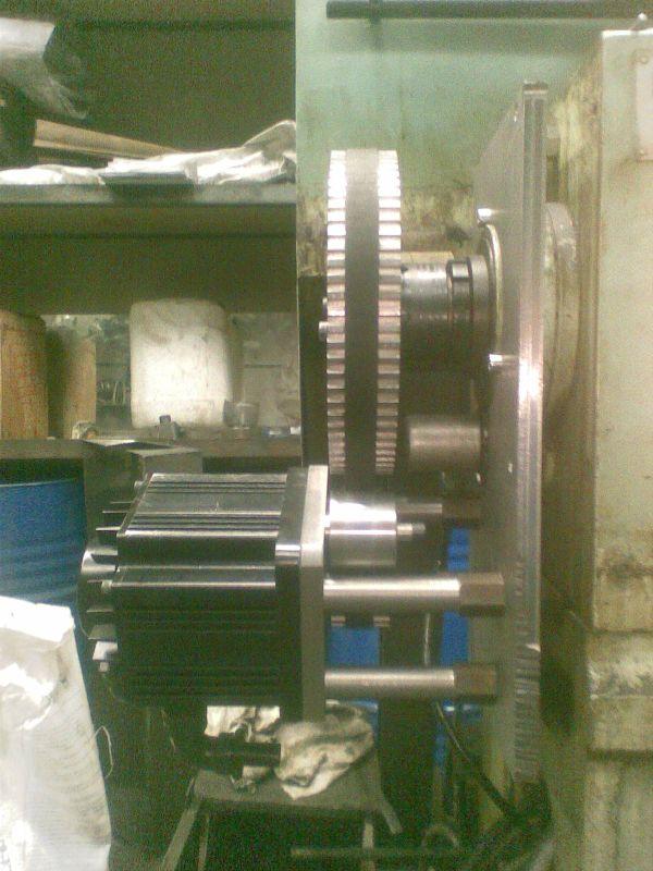 16А20 сервопривод шпинделя