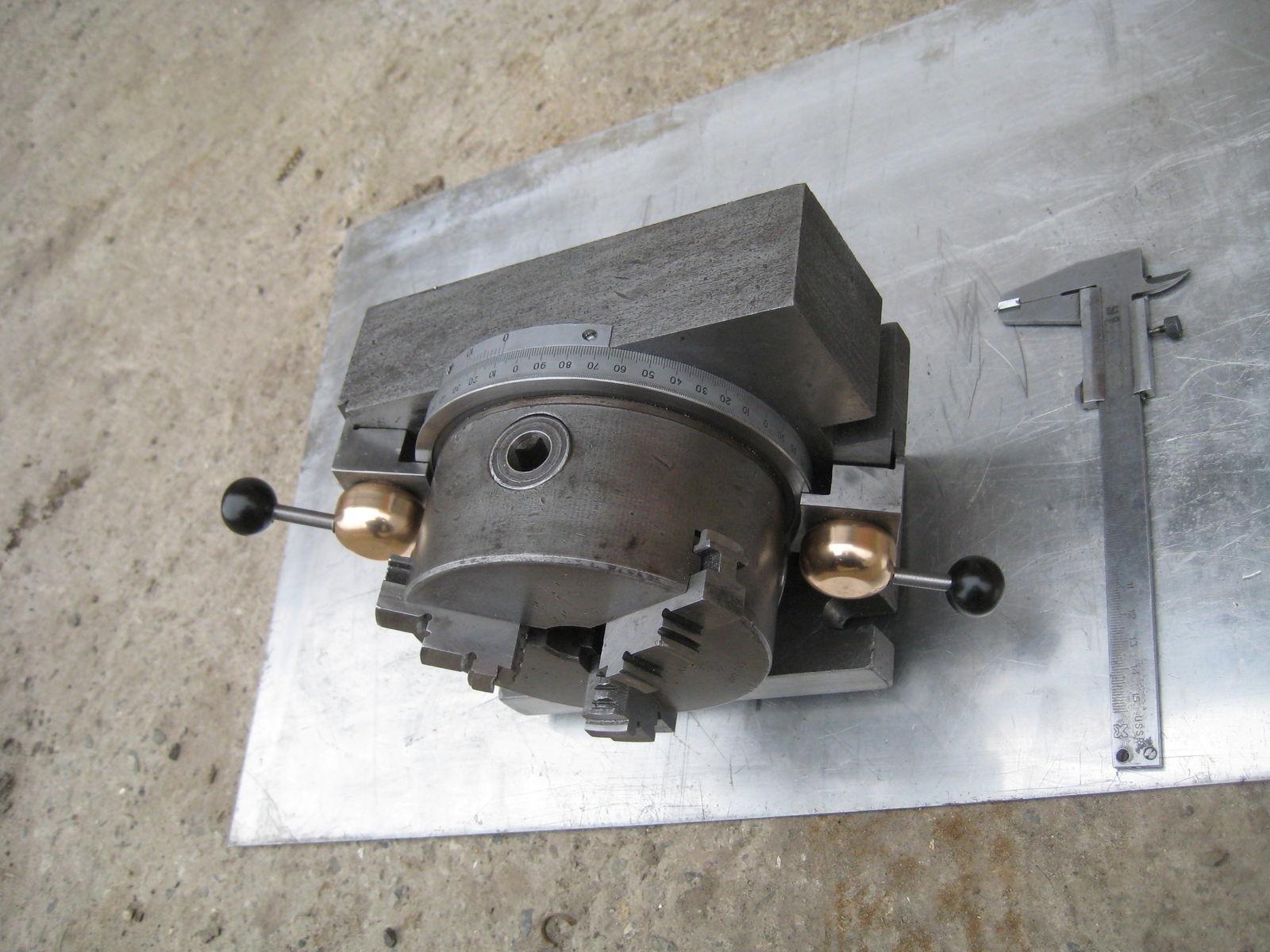 Самодельный поворотный столик для НГФ - 110