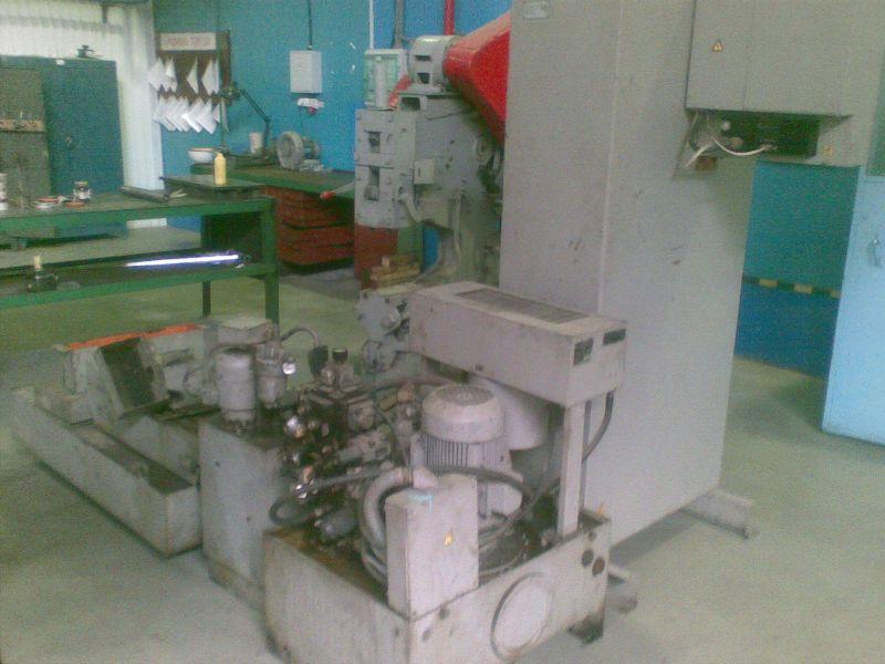 Две гидростанции и система СОЖ