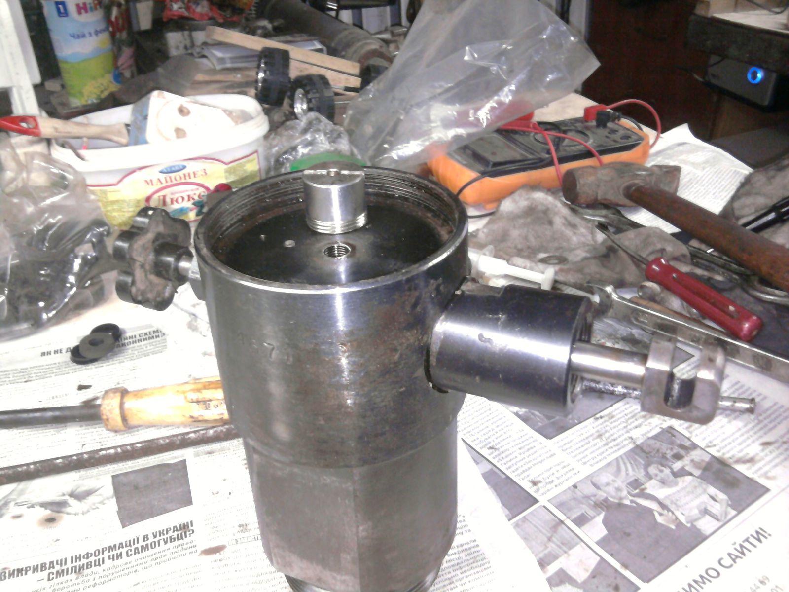 Предохранительний клапан П6022.