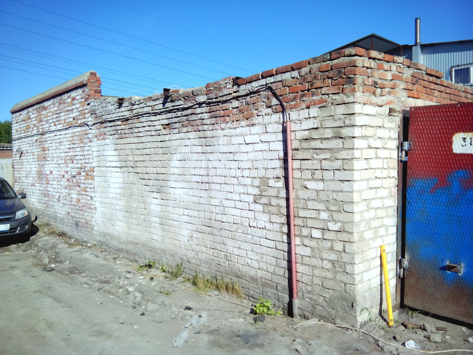 Общая стена