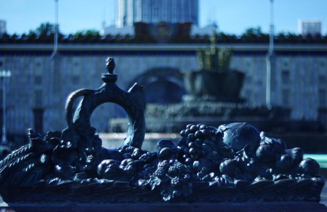 """Декор фонтана """"Каменный цветок"""""""