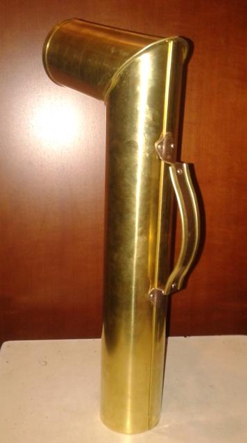 самоварная труба