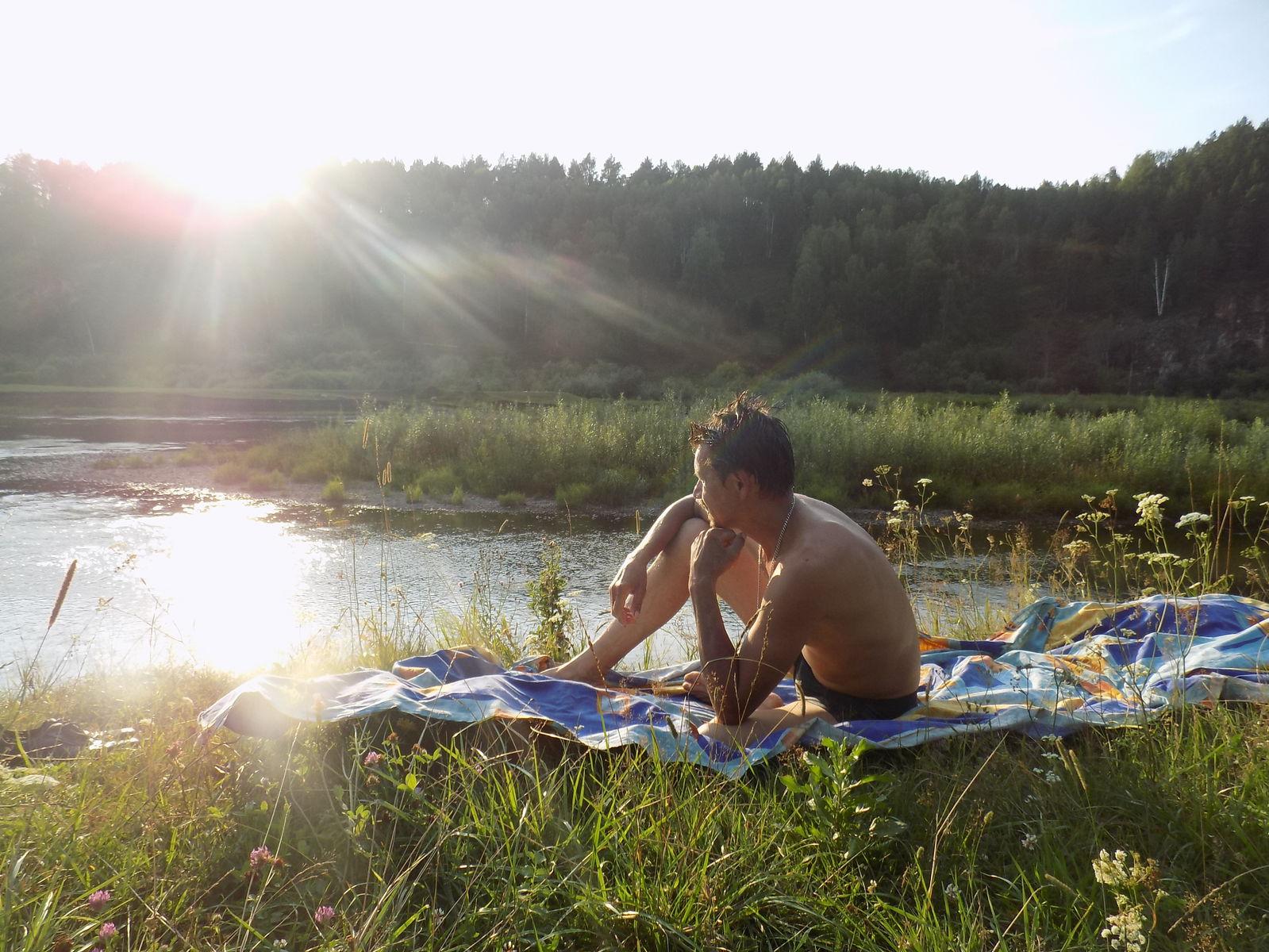 Урал- река Юрюзань