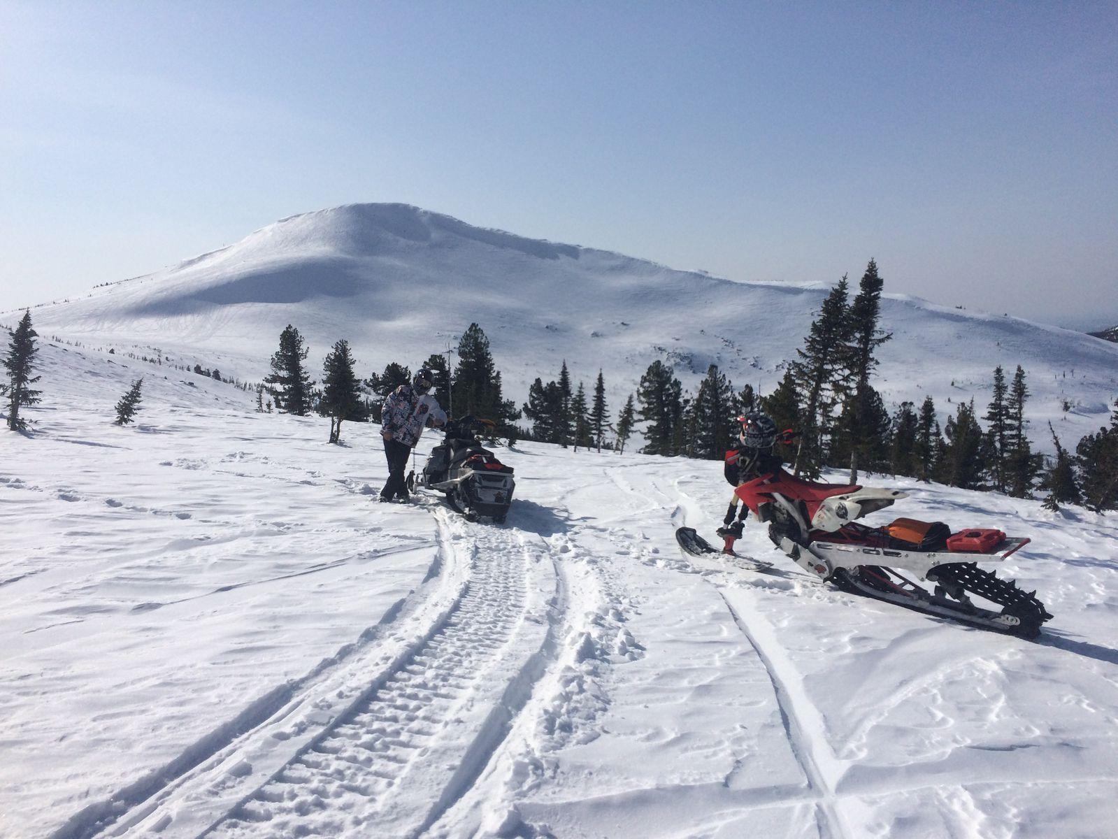 гора манила))-заехал))))