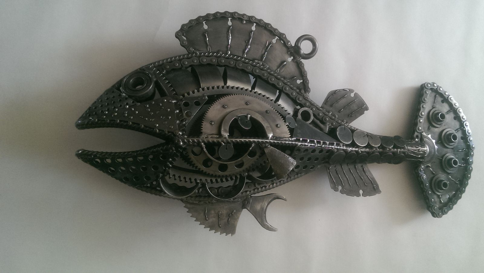 Рыба.Подвесная композиция