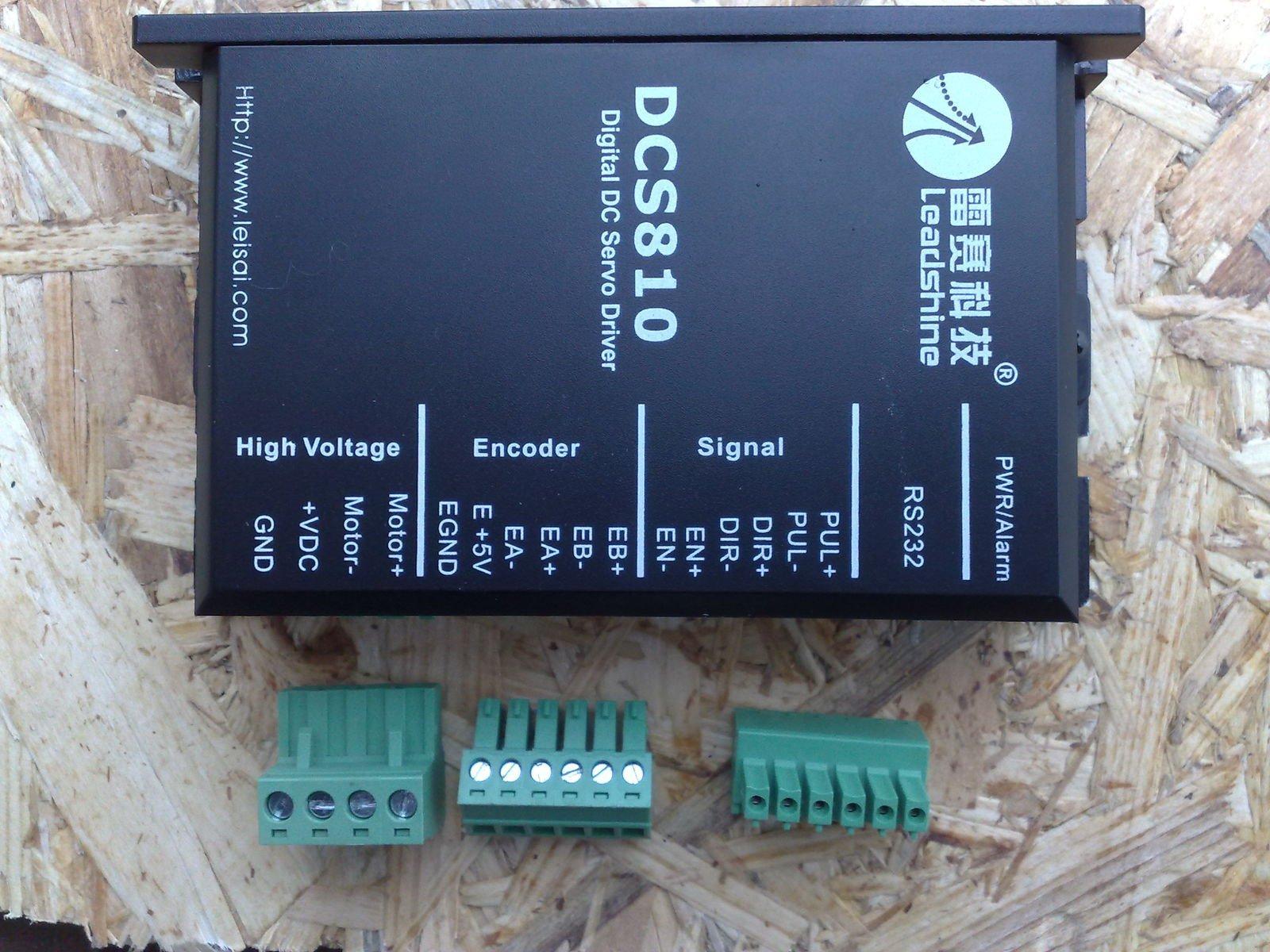 Вид DCS810