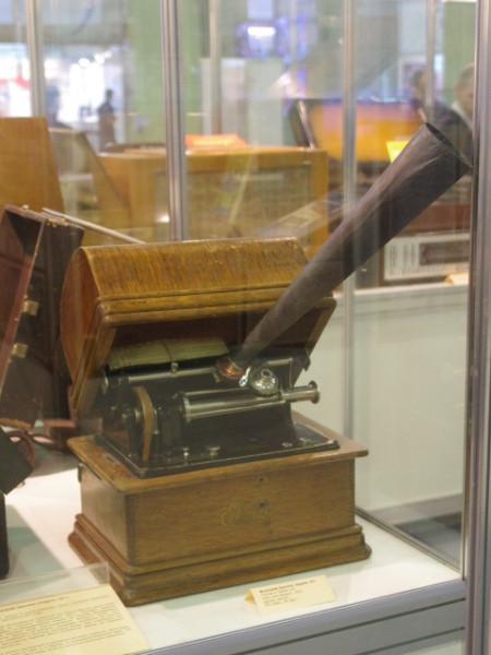 """Фонограф Эдисона модель """"Е"""", 1910г., США"""