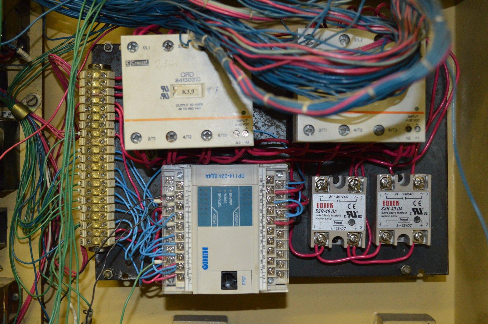 Модуль управления поперечной подачей 3Е711ВФ2