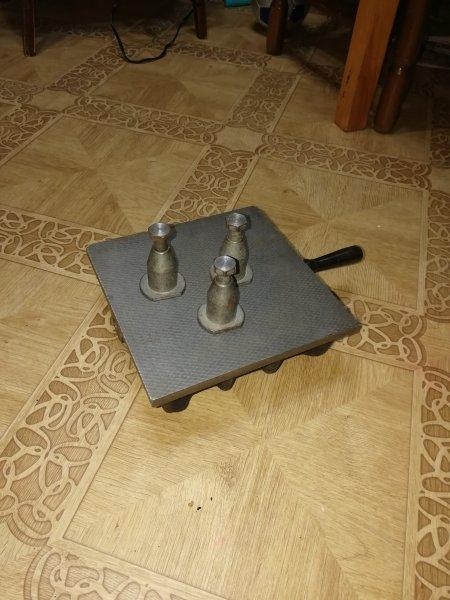 Домкратики для плиты