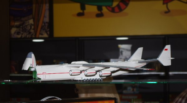 Ан-225  1:144  теперь из Лобни