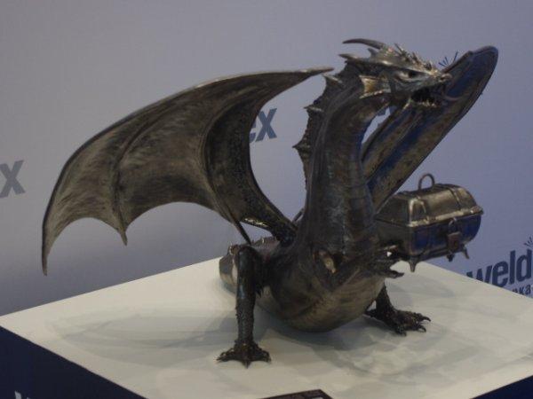 Металлическая скульптура