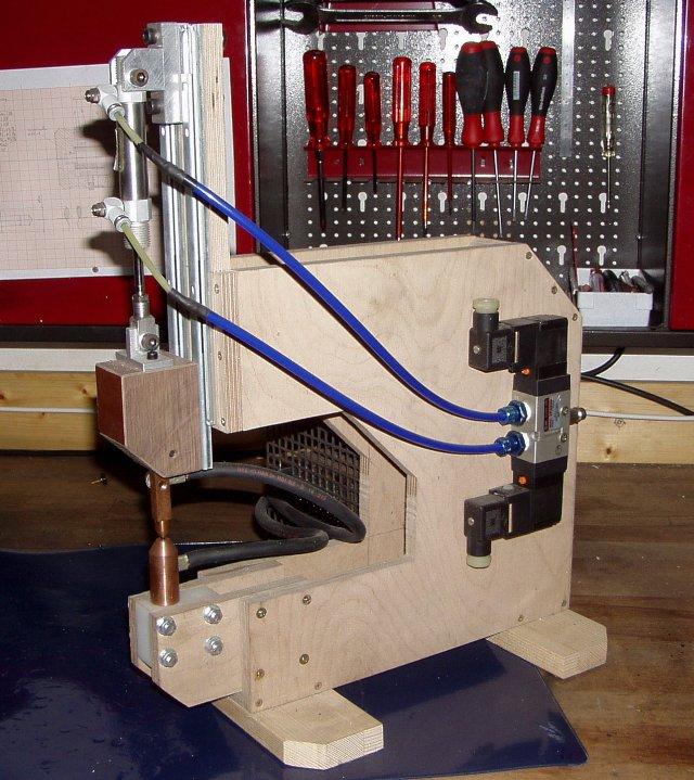 Сварка термопар своими руками фото 844