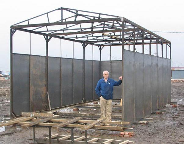 Чем утеплить железный гараж форум купить б у металлический гараж в архангельске