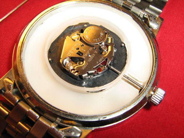 Как снимать головку на наручных часах sharp часы наручные цена
