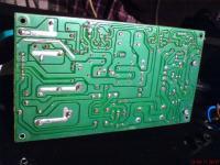 Best weld Maestro 200 - кратенький обзор: Верхняя плата.12v.JPG