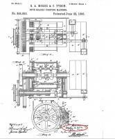 С.Э. Морзе, 1886, Филадельфия, подпись.jpg