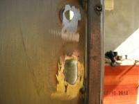 Входная металлическая дверь своими руками: DSCN7796.JPG