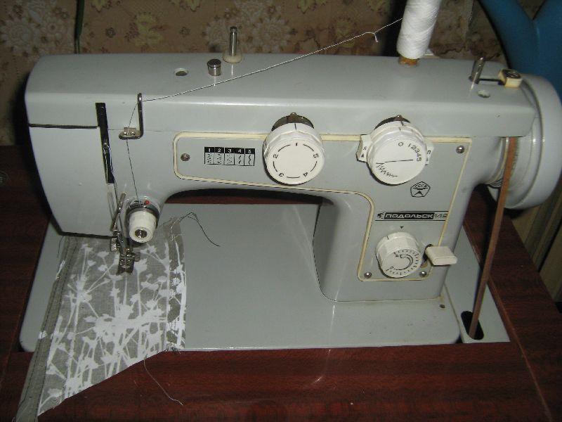 Швейная машина подольск 142 инструкция скачать