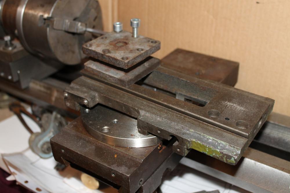 Станок фрезерный самодельный по металлу фото