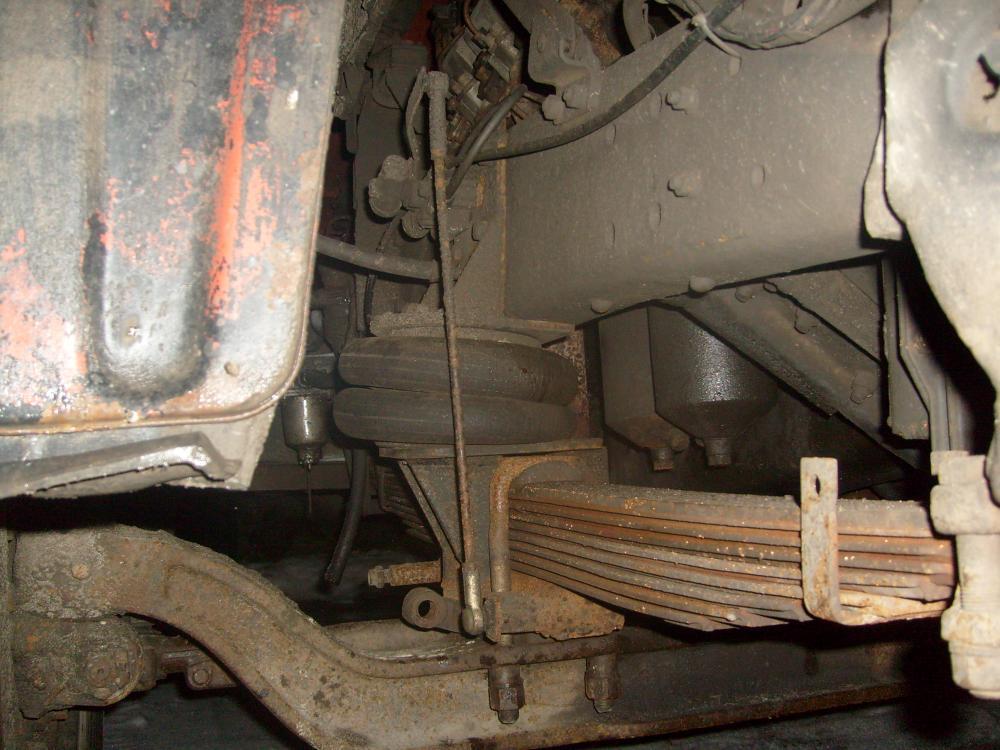 Пневмоподвеска кабины камаз своими руками фото 670