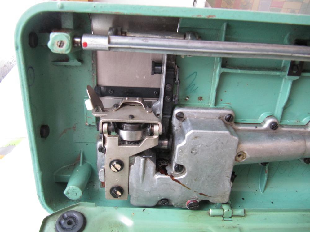 Швейная машина тула модель 1 инструкция