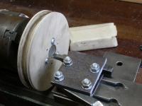 Шкивы из фанеры и прочие способы ремонта станков на коленке: Шкив 2.JPG