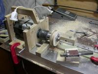 Шкивы из фанеры и прочие способы ремонта станков на коленке: Fonly.JPG