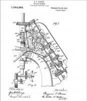 pat.1054268  25.02.1913, Наклонный вал-редуктор, B.F.Barnes.jpg