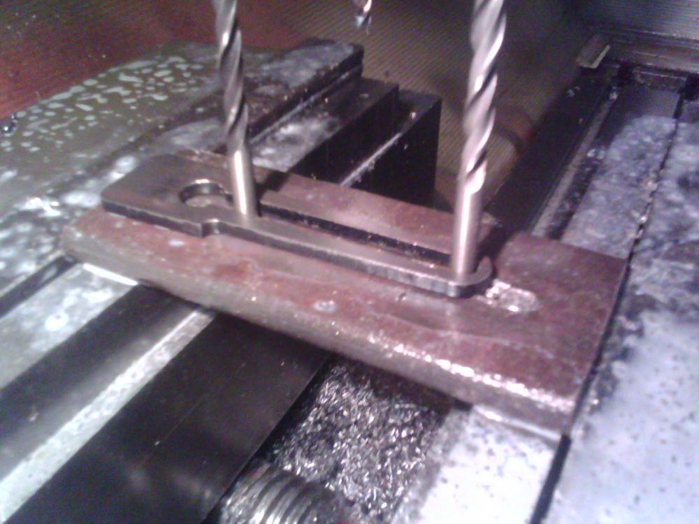 Как сделать пазы в металле 103